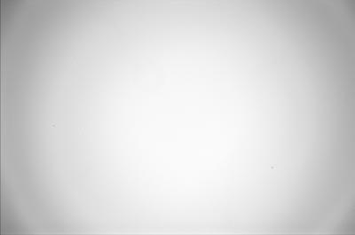 flat field callibration image