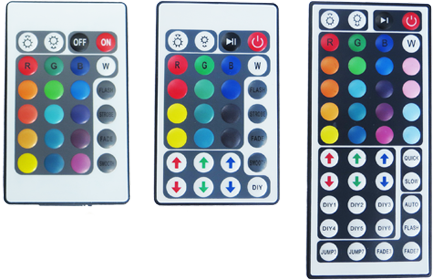 IR Remotes for LED strip