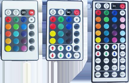 IR Remotes for LED strip