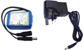 rechargeable li-ion battery for 12v el inverters