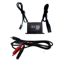 Water Resistant 12V Driver/Inverter for up to 15 meters EL Wire or EL Tape.