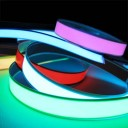 EL Tape DOUBLE ENDED 2cm X 1metre Cut to Make 2 Glowing Strips of Any Length