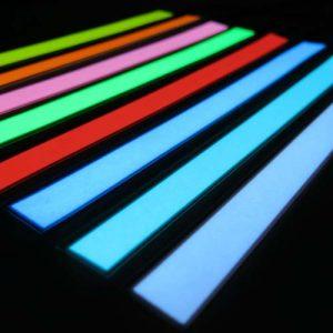 EL Tape – 2cm X 25cm -Neon Glow Strip