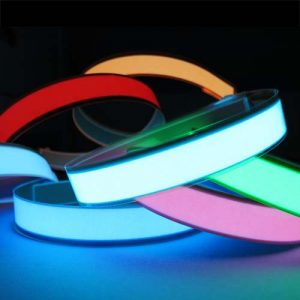EL Tape – 2cm X 40cm -Neon Glow Strip