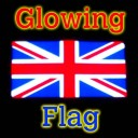 GLOWING Union Jack