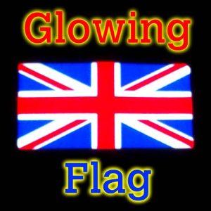 GLOWING Union Jack