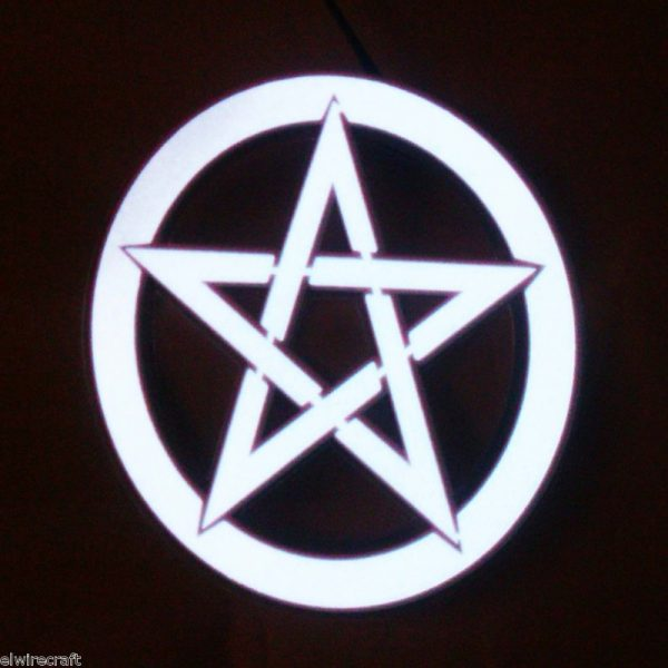 El Tape Glowing Pentacle