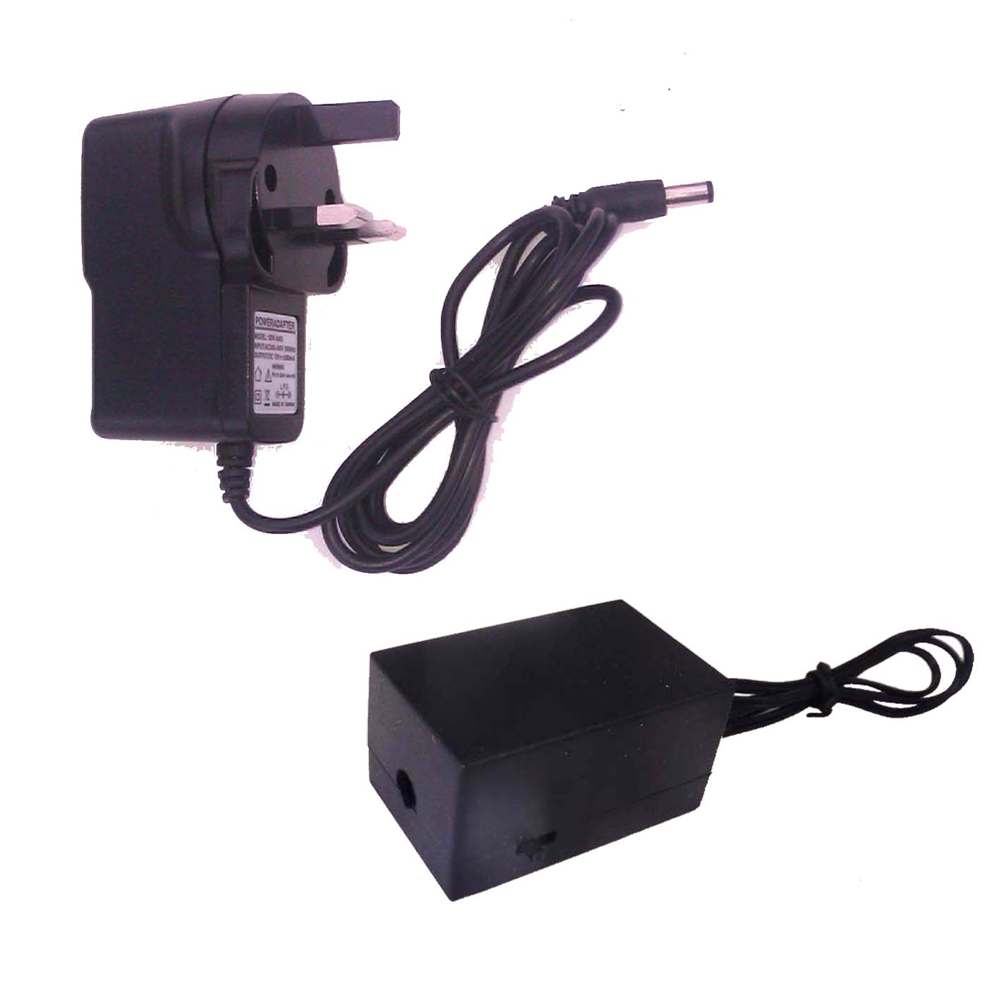 MAINS POWERED Driver for 5m to 15m EL Wire