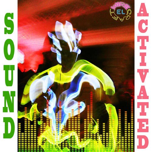 Sound Activated SET = 3metre EL Glow Wire + Driver