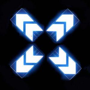 EL Arrows 4cm wide by 8cm