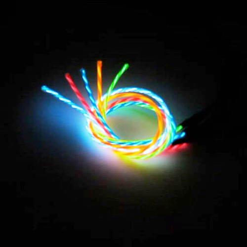 Ultra CHASING EL Wire @ £12 per metre