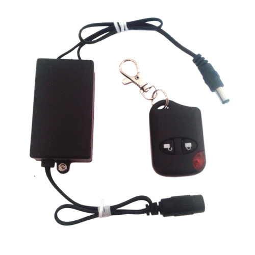 12V Remote Control Switch - 25m RF