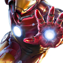 EL Iron Man Body Set = EL Panel Arc Reactor + Hand Repulsors