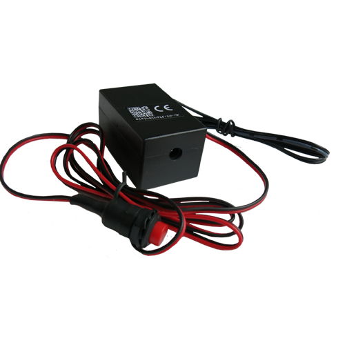 adaptable el inverter driver for 5-15m of el wire with trigger switch
