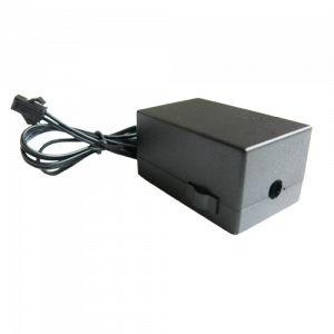Powerful portable and adaptable driver inverter for 5-15m of el wire and serveral power options
