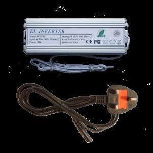 200 Metre Excel Mains Driver for 80-200m EL Wire