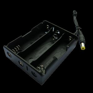 3 x 18650 Battery Box
