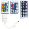 ir remotes and controllers for rgb led 5050