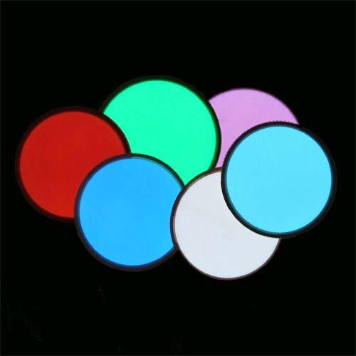 6cm EL Panel in 6 colours