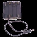 Enclosed Battery Box (8XAA) - 12V PORTABLE POWER PACK