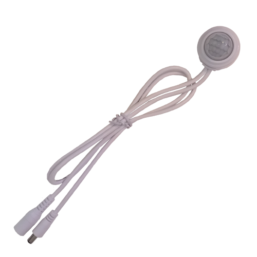 12-24v PIR infra-red motion sensor for Electroluminescent wire, panels and LED's with 110 degree angle