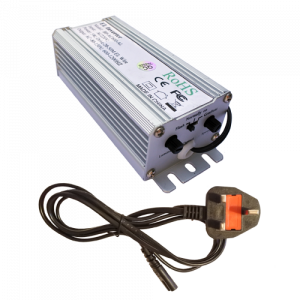 Mains powered 20-50m silent excel inverter
