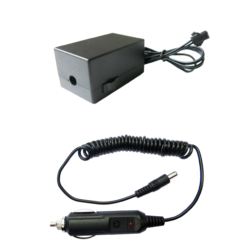 12v el inverter with car lighter attachment for up to 15m el wire