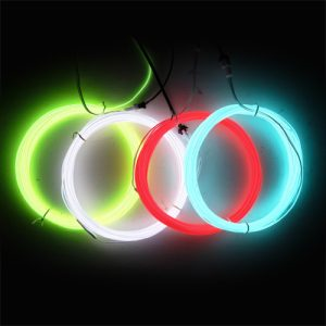 MAXI EL Wire high brightness 1.5mm thick glowing wire