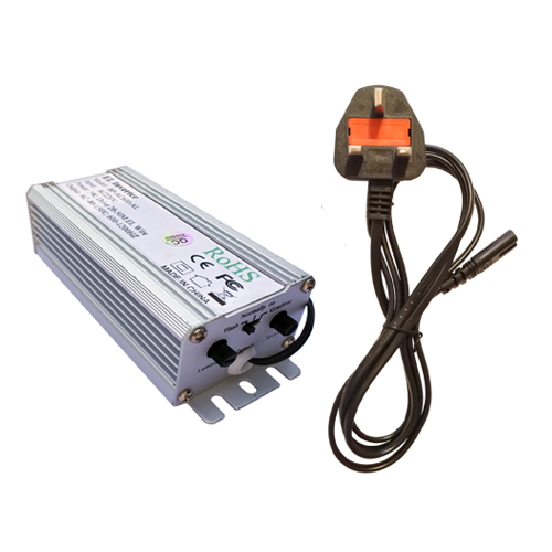 el driver inverter for 5-20m el wire mains powered